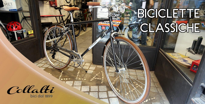 biciclette classiche Roma