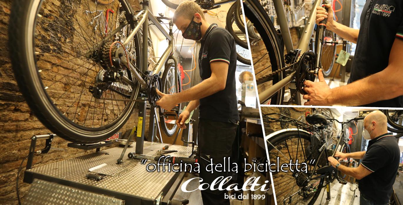Collalti bici officina della bicicletta