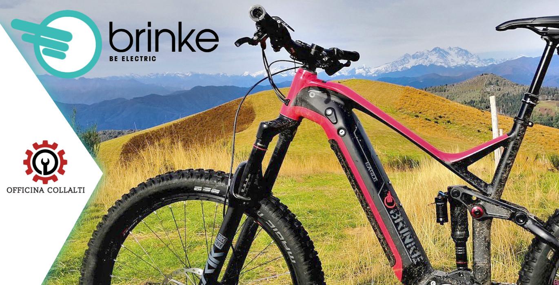 biciclette elettriche Brinke e-bike a Roma